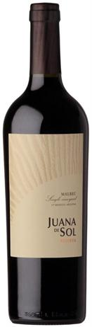 Juana De Sol Malbec Reserva Single Vineyard